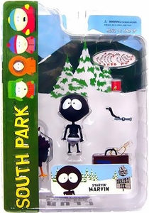 Mezco Toyz South Park Series 6 Action Figure Starvin' Marvin