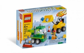 LEGO Creative Set #5930 Road Construction Building Set