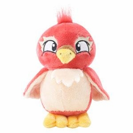 Neopets Collector Species Series 6 Plush with Keyquest Code Red Pteri
