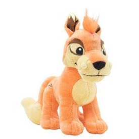 Neopets Collector Species Series 6 Plush with Keyquest Code Orange Lupe