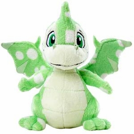 Neopets Collector Species Series 6 Plush with Keyquest Code Speckled Scorchio