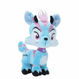 Neopets Collector Species Series 6 Plush with Keyquest Code Striped Ixi