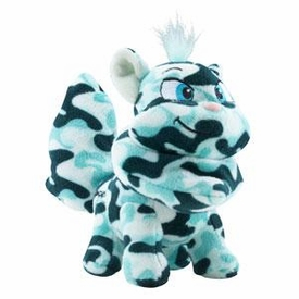 Neopets Collector Species Series 6 Plush with Keyquest Code Camouflage Wocky