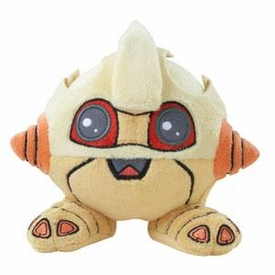 Neopets Collector Species Series 6 Plush with Keyquest Code Robot JubJub