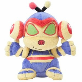 Neopets Collector Species Series 6 Plush with Keyquest Code Robot Mynci