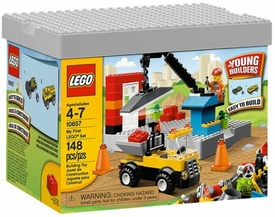 LEGO Young Builders My First LEGO Set #10657 My First Lego Set