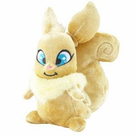 Neopets Collector Species Series 6 Plush with Keyquest Code Gold Usul [Limited Edition]