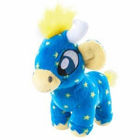 Neopets Collector Species Series 6 Exclusive Plush with Keyquest Code Starry Kau