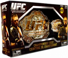 UFC Jakks Pacific Ultimate Fighting Championship Belt