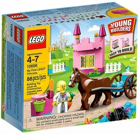 LEGO Young Builders My First Lego Set #10656 Princess