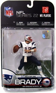 McFarlane Toys NFL Sports Picks Series 22 [2009 Wave 3] Action Figure Tom Brady (New England Patriots)