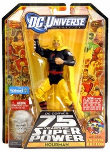 DC Universe Classics Series 14 Exclusive Action Figure Hourman [Build Ultra Humanite Piece!]