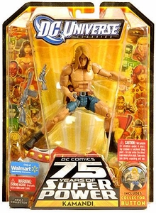 DC Universe Classics Series 14 Exclusive Action Figure Kamandi [Build Ultra Humanite Piece!]