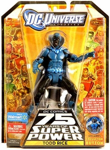 DC Universe Classics Series 14 Exclusive Action Figure Todd Rice{Obsidian} [Build Ultra Humanite Piece!]