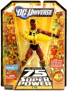 DC Universe Classics Series 14 Exclusive Action Figure Tyr [Build Ultra Humanite Piece!]