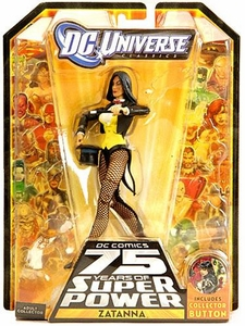 DC Universe Classics Series 14 Exclusive Action Figure Zatanna [Build Ultra Humanite Piece!]
