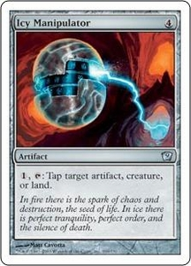 Magic the Gathering Ninth Edition Single Card Uncommon #299 Icy Manipulator