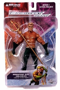 DC Direct Green Lantern Brightest Day Series 1 Action Figure Aquaman