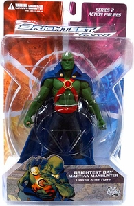 DC Direct Green Lantern Brightest Day Series 2 Action Figure Martian Manhunter
