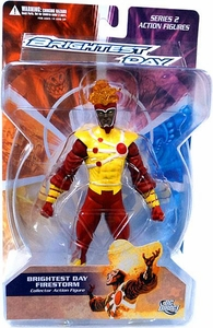 DC Direct Green Lantern Brightest Day Series 2 Action Figure Firestorm
