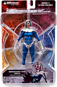 DC Direct Green Lantern Brightest Day Series 3 Action Figure Dove
