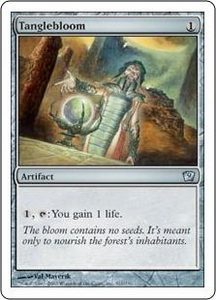 Magic the Gathering Ninth Edition Single Card Uncommon #311 Tanglebloom