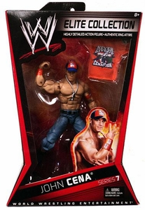 Mattel WWE Wrestling Elite Series 7 Action Figure John Cena