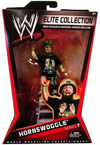 Mattel WWE Wrestling Elite Series 7 Action Figure Hornswoggle[DX]