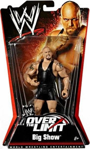 Mattel WWE Wrestling Over The Limit PPV Series 5 Action Figure Big Show BLOWOUT SALE!