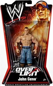 Mattel WWE Wrestling Over The Limit PPV Series 5 Action Figure John Cena BLOWOUT SALE!