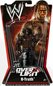 Mattel WWE Wrestling Over The Limit PPV Series 5 Action Figure R-Truth BLOWOUT SALE!