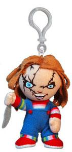 Mezco Toyz Creepy Cuddlers Mini Plush Clip On Chucky [Child's Play]