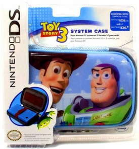 Nintendo DS Toy Story 3 Buzz & Woody System Case