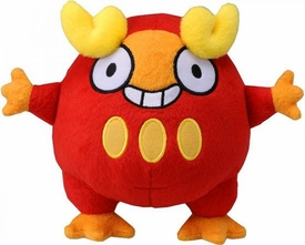 Pokemon Japanese Best Wishes 7 Inch Plush Figure Darumakka