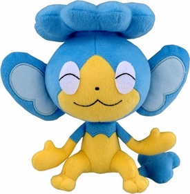 Pokemon Japanese Best Wishes 7 Inch Plush Figure Panpour