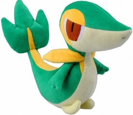 Pokemon Japanese Best Wishes 7 Inch Plush Figure Snivy