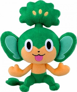 Pokemon Japanese Best Wishes 8 Inch Plush Figure Pansage