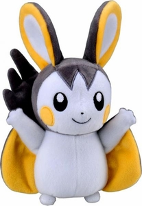 Pokemon Japanese Best Wishes 6 Inch Plush Figure Emolga