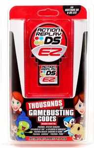 Datel Nintendo DS Action Replay EZ DS [Thousands of Gamebusting Codes!]
