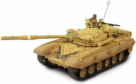 Forces of Valor 1:72 Scale Enthusiast Series Vehicles Iraqi T-72 Tank [Iraq] BLOWOUT SALE!