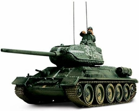 Forces of Valor 1:72 Scale Enthusiast Series Vehicles Russian T-34/85 [Eastern Front]