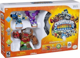 Skylanders Giants Starter Kit Wii
