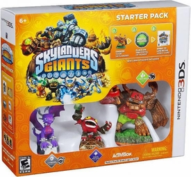 Skylanders Giants Starter Kit 3DS