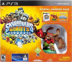 Skylanders Giants Portal Owners Pack PS3