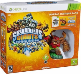Skylanders Giants Portal Owners Pack Xbox 360