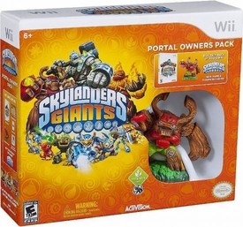 Skylanders Giants Portal Owners Pack Wii