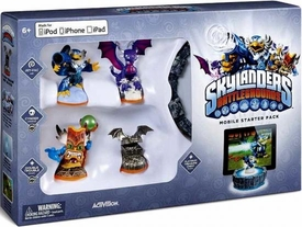 Skylanders GIANTS Battlegrounds Mobile Starter Pack