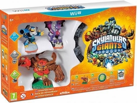 Skylanders Giants Starter Kit Wii U