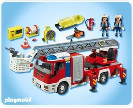 Playmobil RescueSet #4820 Ladder Unit