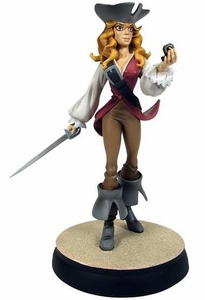 Pirates of the Caribbean Gentle Giant Animated Maquette Elizabeth Swann
